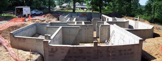 The concrete advantage in basement walls kuhlman corporation for Advantage basements