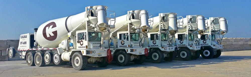 Ready Mixed Concrete Kuhlman Corporation
