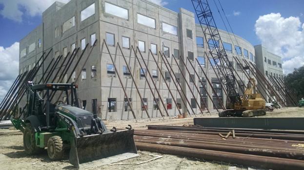 Tilt Up Construction Kuhlman Corporation
